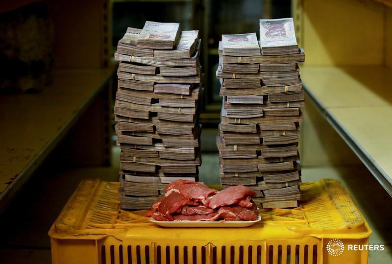 Un kilo de carne, 9.5 millones de bolívares