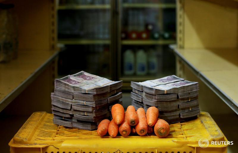 Un kilo de zanahorias, 3 millones de bolívares
