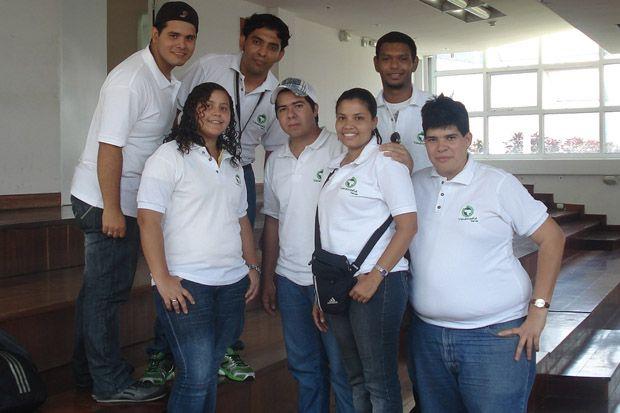 Venezuela verde primera reunión